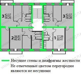 Пятиэтажки серии 1-511. вся информация..