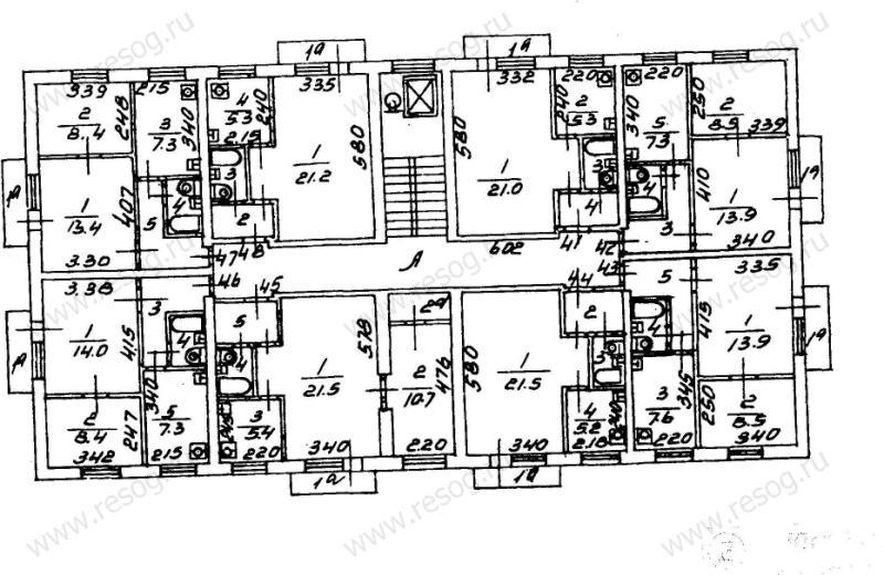 Серия ii-18-9- планировка квартир. всё о серии..