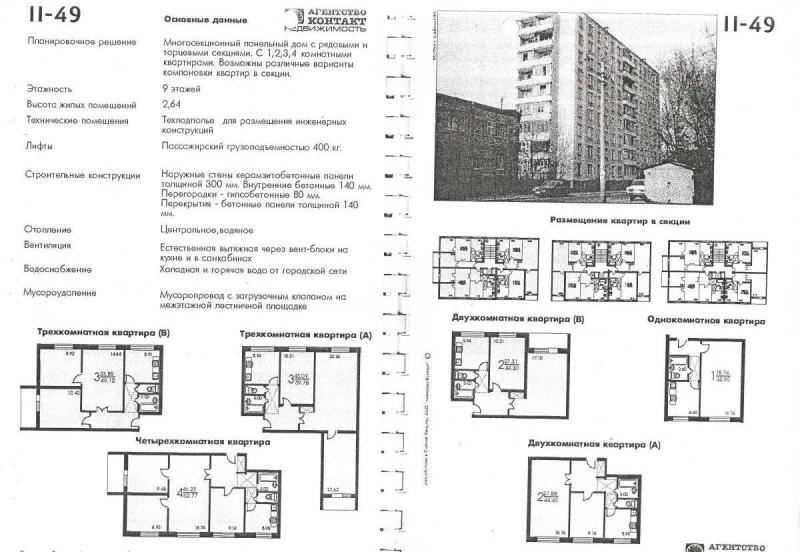 Размеры балкона п 49. - балконы - каталог статей - утепление.