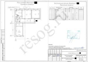 Новые правила перепланировки квартир- согласованная планировка