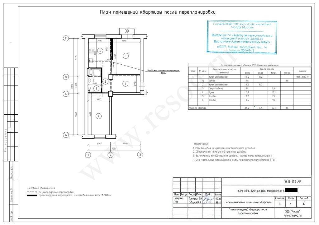 перепланировка квартиры 2-х комнатной квартиры фото
