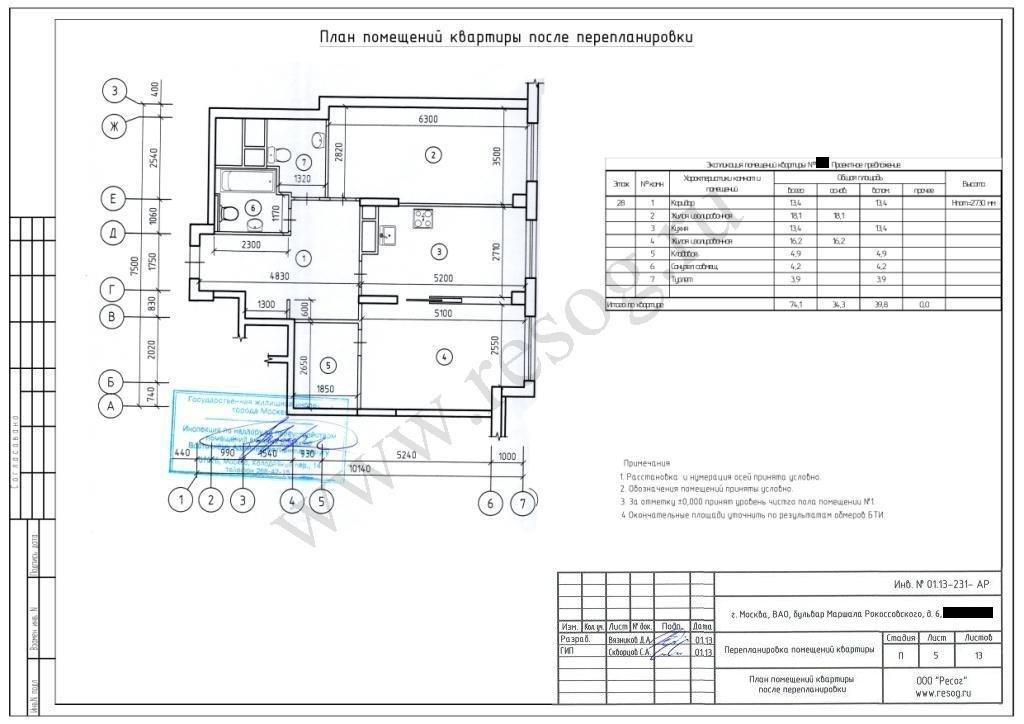 Перепланировка квартир до и после фото