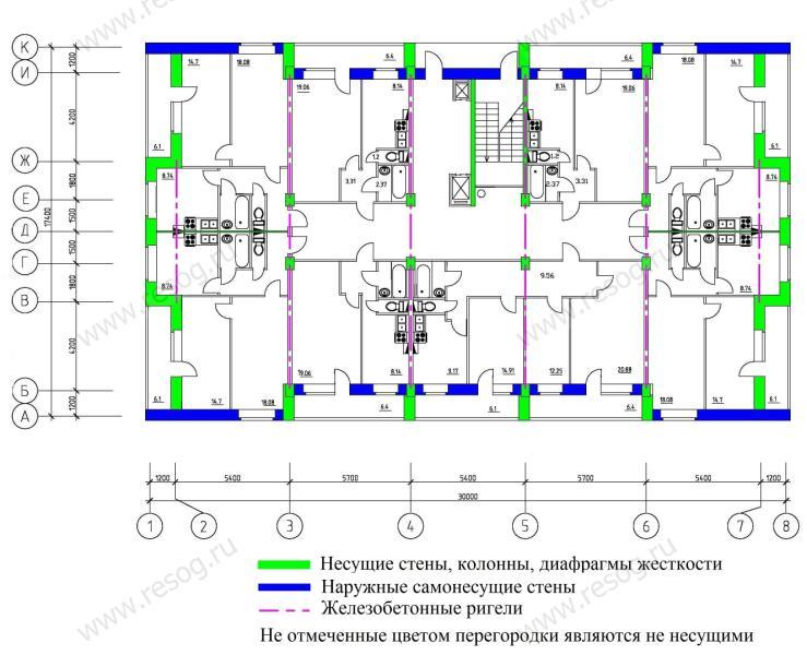 Башня вулыха- планировка. вся информация о серии..