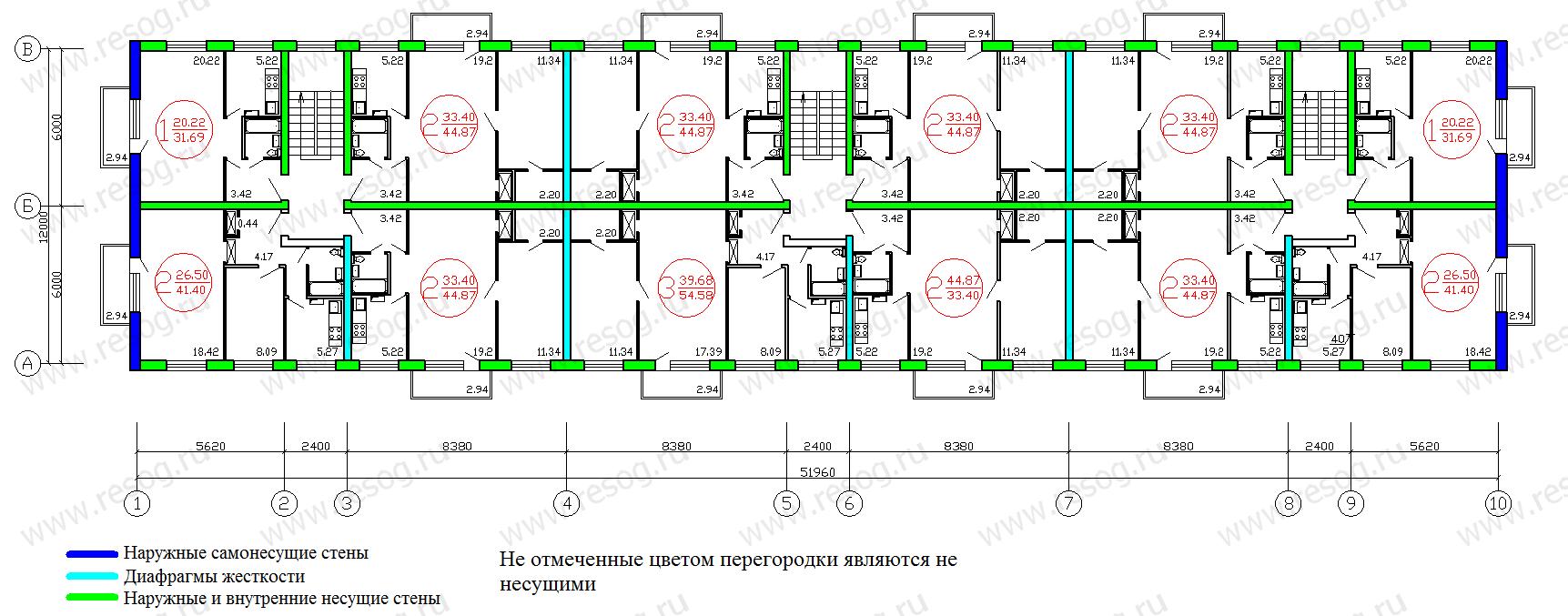Размер балкона в домах 1 510. - остекление лоджий - каталог .
