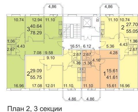 Серия 121- информация для согласования перепланировки..